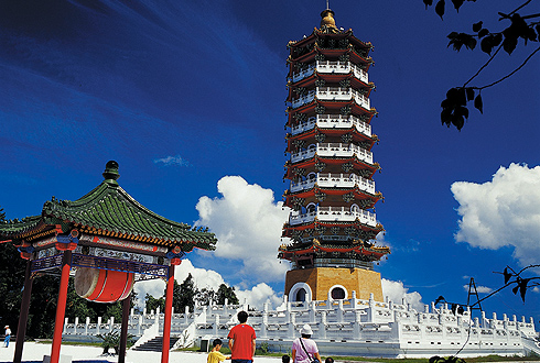 Tour TP.HCM-Đài Bắc-Đài Trung-Cao Hùng
