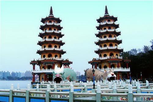 Tour du lịch Đài Bắc-Đài Trung-Lukang