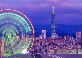 Tour Đài Loan 6 ngày 5 đêm